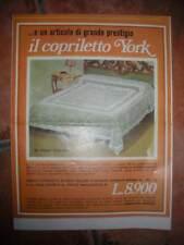 TUTTOLANA MODA Settimanale Catalogo ORIGINALE 1969 Opuscolo illustrato OFFERTE