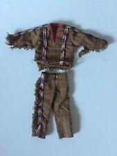 Vintage HASBRO Geyper Man (España) Action Man Guerrero Indio ~ indio accesorios