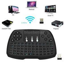 Wireless Keyboard Touchpad Mini Handheld Remote Control For Smart TV Box PC E2V2