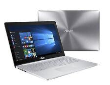 "ASUS ZENBOOK PRO UX501VW-DS71T 15.6"" 4K UHD i7-6700HQ 16GB RAM 512GB SSD GTX960M"