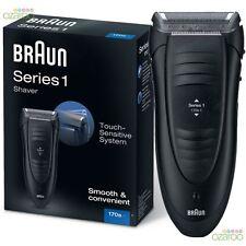 Braun Series 1 Mens Mains Powered Foil Facial Hair Electric Beard Shaver - 170s
