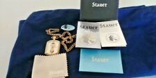 STAUER GRANDFATHER Pocket Watch NEW with tags and box BEAUTIFUL !!
