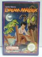 THE DREAM MASTER LITTLE NEMO - NINTENDO NES - EUROPEAN VERSION PAL B BOXED
