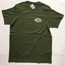 Eddie Bauer Men's T-Shirt Sage Green Altitude Size XL