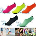Skin Shoes Water Shoes Aqua Socks Yoga Exercise Pool Beach Swim Slip On Surf ZZ