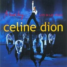 Celine Dion - New Day Live In Las Vegas [CD and DVD New] plus perfume sample