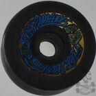 Santa Cruz BULLET 66mm 92a ruedas de Skate Negro FS- DE LOS AÑOS 80