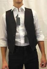 gilet uomo nero elegante sportivo x lavoro da camica e t shirt m italy Tg S