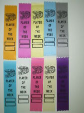NETBALL AWARD RIBBONS,KIDS FUNDAY, PARTICIPATION,CLUBS