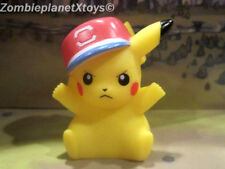 POKEMON Kids NEW in BOX  PIKACHU ALOLA HAT Sun Moon Finger Puppet Figure BANDAI