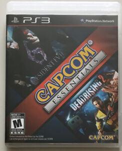 Capcom Essentials (Sony, Playstation 3 ) Resident Evil 6 + Dead Rising 2