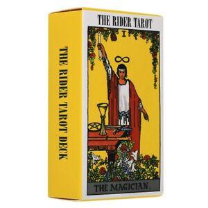 TheRider-Waite tarot deck