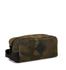 ca09a212ea2d Polo Ralph Lauren Camo Camouflage Print Nylon Shave Dopp Travel Kit Bag
