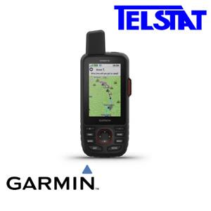 Garmin GPSMAP 66i GPS Handheld and Satellite Communicator (InReach Capability)