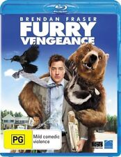 Furry Vengeance  - BLU-RAY - NEW Region B