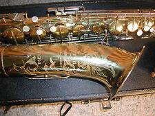 Tenor Saxophone - The Martin Magna - circa 1967 - Oustanding Condition w Case