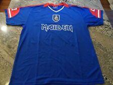 IRON MAIDEN Soccer Jersey Football shirt Official Merch World Cup Japan