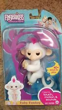 FINGERLINGS SOPHIE INTERACTIVE PET BABY MONKEY AUTHENTIC