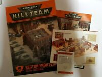 Kill Team Killzone Sector Fronteris rules and cards now out of production