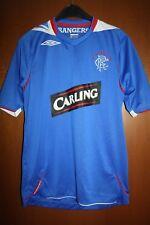 Maglia Shirt Maillot Trikot Camiseta Jersey Rangers Glasgow Umbro Carling Scozia