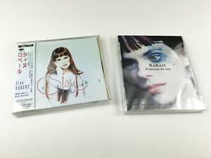 Robert / Sine / Princesse de rien / Japan / Mylene Farmer / Boutonnat / LP / CD