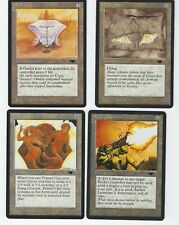 Magic the Gathering - Antiquities - Lot of 4 Artifacts - Not Played