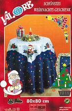 Quadratische Tischdecken mit Weihnachts-Muster aus 100% Polyester