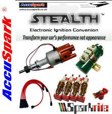 Ford Pinto Complete Stealth Electronic Non Vacuum Distributor Ignition Pack AF5C
