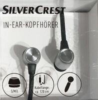 In Ear Kopfhörer mit Metallkorpus Headset 3,5mm  % ABVERKAUF / SONDERPOSTEN %