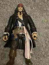 Zizzies Disney Capitaine Jack Sparrow PVC Toy Figure Collection