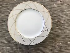 Haviland Clair Lune Arcade Set of 6 Bread And Butter Plates French Porcelain
