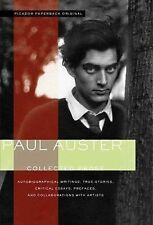 Collected Prose: Autobiographical Writings, True Stories, Critical Essays, Prefa