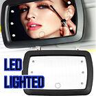 Car Sun Visor vanity Mirror Makeup Sun-shading Cosmetic Mirror LED Light Torch