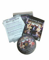 Saints Row IV: Commander in Chief Edition (PS3) Tested And Working VGC