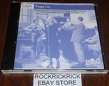 PEGGY LEE - PEGGY LEE -24 TRACK CD- (BMG PUB 016) -PROMO-