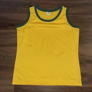 Vtg Lacrosse Basketball Practice Jersey LAX Delong Rare TEAM Pinnie