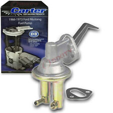 Carter Fuel Pump for 1966-1973 Ford Mustang 5.0L 4.7L 5.8L V8 - Mechanical kf