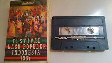 Festival Lagu Populer Indonesia 1987 album cassettes