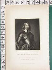 Date du 1829 print ~ james graham marquis de montrose