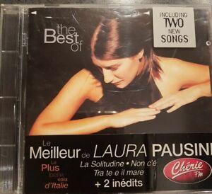 Laura Pausini. Cd Best of.