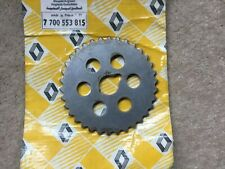 RENAULT 4,5,12 TIMING CHAIN GEAR 7700553815