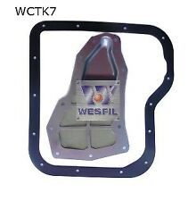 WESFIL Transmission Filter FOR Nissan STANZA 1978-1983 3N71B WCTK7