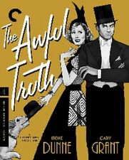 Awful Truth The Criterion Collection Blu-ray DVD Region 2