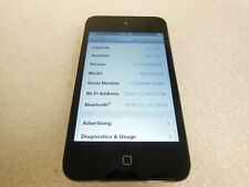 Apple iPod Touch 4th Generation A1367 16Gb Model *Black/Silver*
