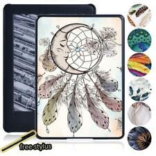 Los patrones de plumas Tablet Funda Para Amazon Kindle 8th 10th Paperwhite 1/2/3/4