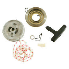 Recoil Starter Grip Pawl Spring Pulley Rope Rotor Kit Fits STIHL 038 MS380 MS381