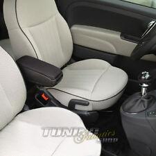 Armlehne Mittelarmlehne MAL KOMPLETT-SET für Passform Fiat 500 ab 2007-