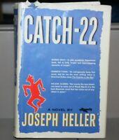 "1961- ""CATCH-22"" Joseph Heller- HC/DJ- FIRST EDITION- 13th Printing-"