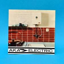 Heisswasserspeicher N 5 AKA Electrica 1970 | Werbezettel Werbung DDR Sörnewitz A