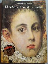 (Libro) El Entierro Del Conde De Orgaz - Francisco Calvo Serraller -1999